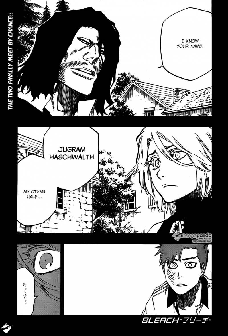 Bleach  page 1 at rocaca.com